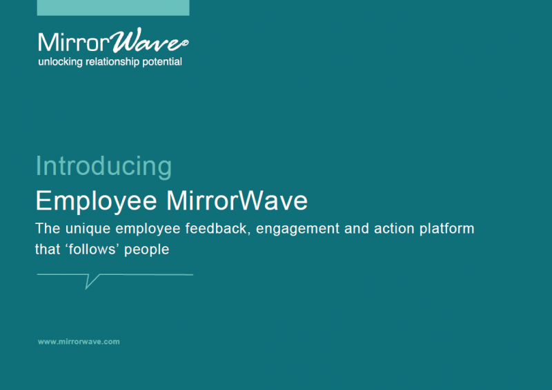 Whitepaper - Introducing Employee MirrorWave