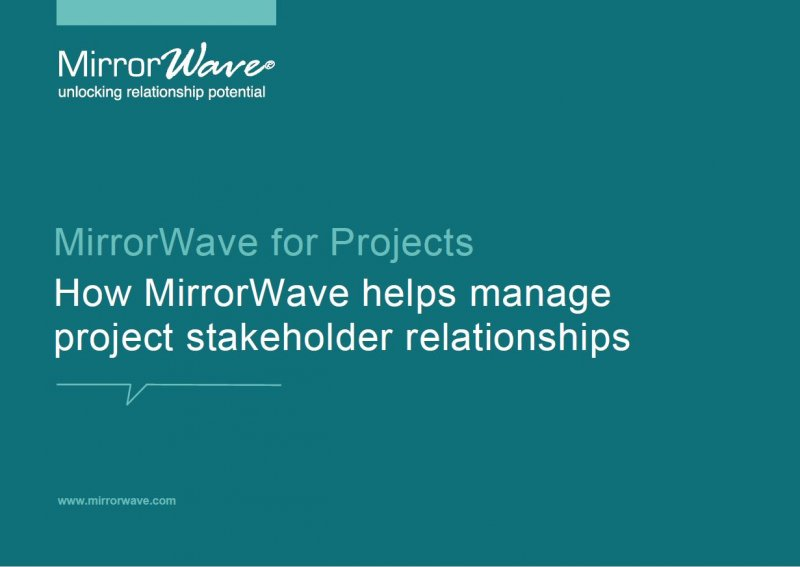 Project MirrorWave White Paper